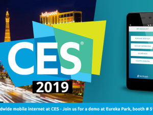 We.Stream once again joins the Holland Pavilion at CES 2019 in Las Vegas